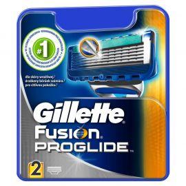 Gillette Fusion Proglide náhradné hlavice 2ks