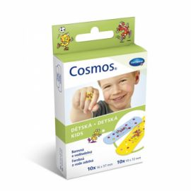 Cosmos Kids 20ks 2 veľkosti(10ks 14x57mm, 10ks 19x72mm)