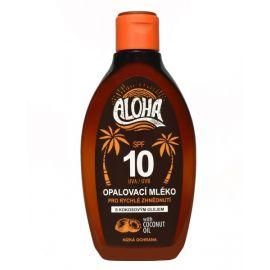 Vivaco SUN ALOHA opaľovacie mlieko s kokosovým olejom SPF10 200ml