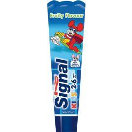 Signal Kids Fruity 2-6 rokov zubná pasta 50ml