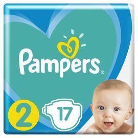 Pampers Active Baby plienky S2 4-8kg 17ks