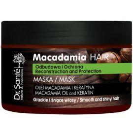 Dr.Sante Macadamiový olej a Keratín maska na vlasy 300ml