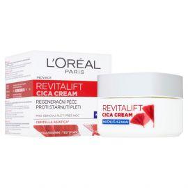 Loréal Paris Revitalift Cica Cream nočný krém 50ml