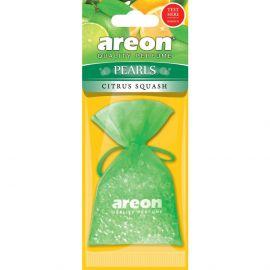 Areon Pearls osviežovač do auta Citrus Squash 25g