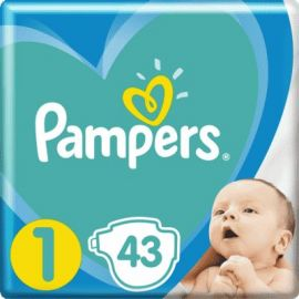 Pampers Active Baby New Baby Dry1 2-5kg 43ks plienky