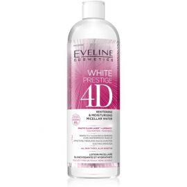 EVELINE White Prestige 4D Micelárna bieliaca pleťová voda 500ml