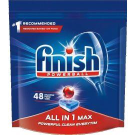 Finish Powerball All in1 Max 48ks tablety do umývačky riadu