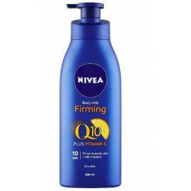 Nivea body Milk 400ml Q10 telové mlieko pre suchú pokožku s Vitamínom C 88198