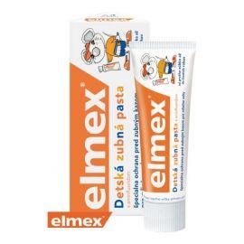 Elmex Detská od 1- 6 rokov zubná pasta 50ml