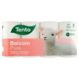 Tento toaletný papier 8ks Balsam Pure 3-vrstvový