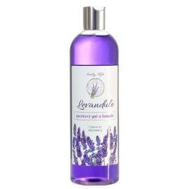 Body Tip Premium Levanduľový sprchový gél a šampón 500ml