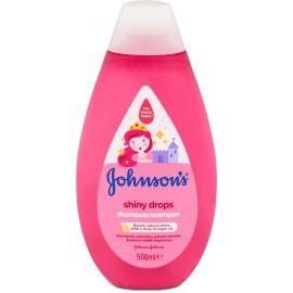 Johnson´s Baby Shiny Drops šampón na vlasy  500ml