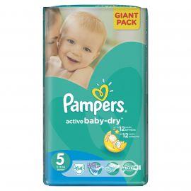 Pampers Active Baby GP S5 Junior 64ks 11-16kg