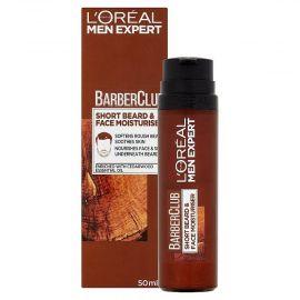 Loreal Men Expert Barber Club krém hydratačný na krátku bradu a tvár 50ml