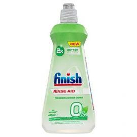 Finish Rinse Aid 0% parfumov, farbív leštidlo do umývačky riadu 400ml