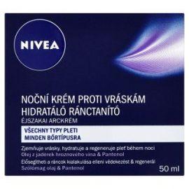 Nivea Anti-Wrinkle krém 35+ nočný hydratačný proti vráskam 50ml 81183
