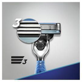 Gillette Mach3 Star holiaci strojček + 1ks náhradná hlavica
