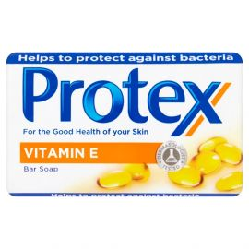 Protex tuhé Vitamin E Antibakteriálne mydlo 90g