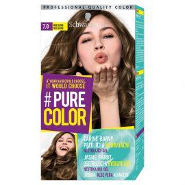 Schwarzkopf Pure Color 7.0 Nude blond farba na vlasy