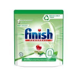 Finish tabs Powerball ECO 0% 70ks do umývačky riadu