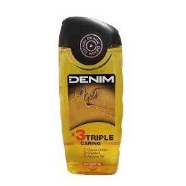 Denim sprchový gél Gold 250ml