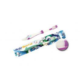 Rebiček Delfín detska M16 zubná kefka