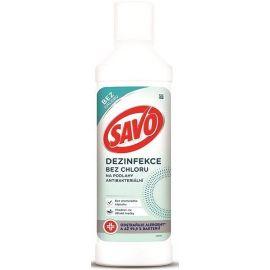 Savo Dezinfekčný Anibakteriálny čistič na podlahy Bez Chlóru 1l