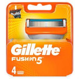 Gillette Fusion Manual náhradné hlavice 4ks