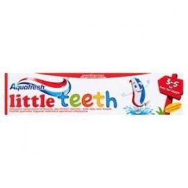 Aquafresh Kids Little Teeth 3-5 rokov zubná pasta 50ml