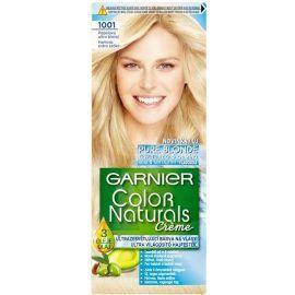 Garnier Color Naturals Créme 1001 Popolavá ultra blond farba na vlasy