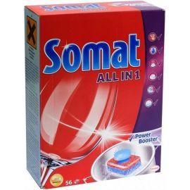 Somat GIGA All in One 100ks tablety do umývačky riadu