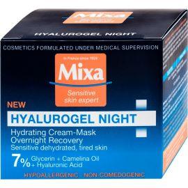 Mixa pleťový krém Hyalurogél Light Night 50ml
