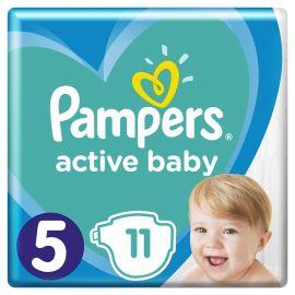 Pampers Active Baby plienky S5 11ks 11-16kg